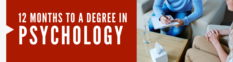 Degree in Psychology (on campus and online)