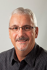 A headshot of Simpson University Board of Trustee member William Malick