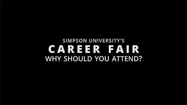 Why you should attend the career fair