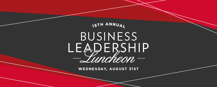 2016 Business Leadership Luncheon