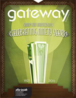 Spring/Summer 2011 Gateway Cover