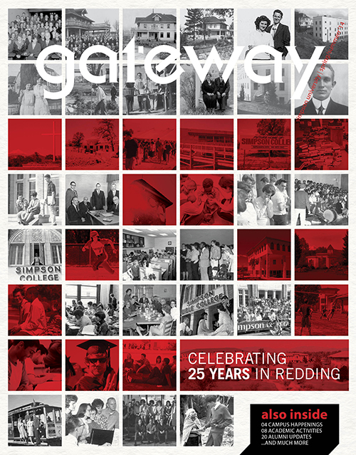 Spring/Summer 2014 Gateway Cover