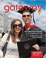 Spring/Summer 2015 Gateway Cover