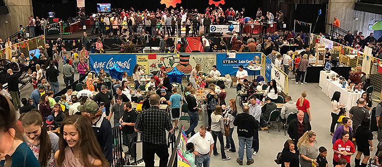 Shasta County Mini Maker Faire