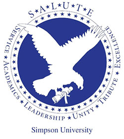 SALUTE Veterans National Honors Society Logo