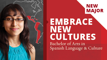 Bachelor of Arts in Spanish Language & Culture: Embrace New Cultures